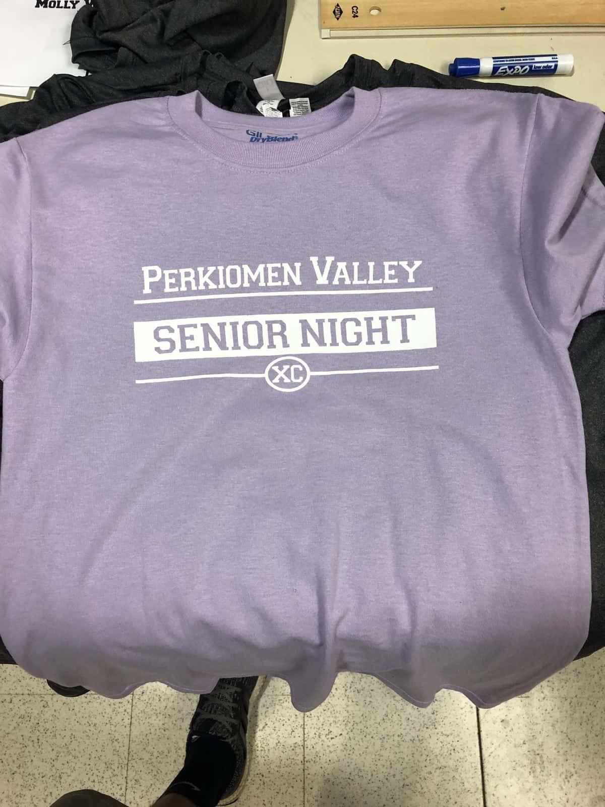 PVXC Senior Night 2018